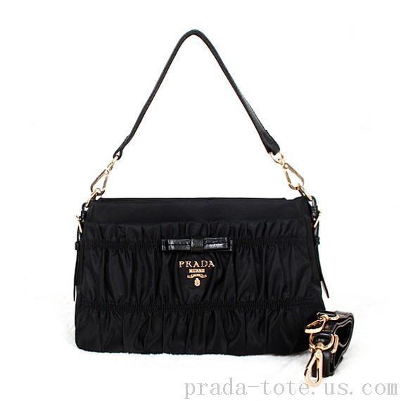 ba2369ccf287 Fashion #Prada Nylon Fabric Shoulder Bag Outlet store | Prada ...