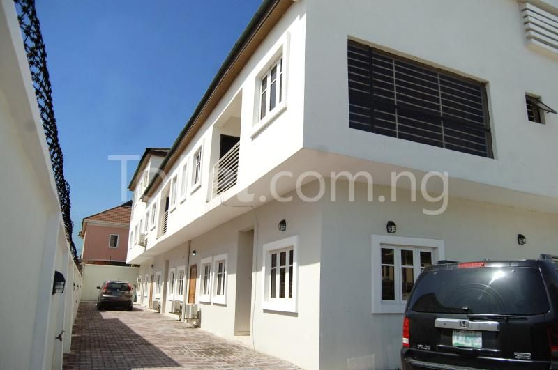 Front Elevation 2 bedroom Flat / Apartment for rent Lekki