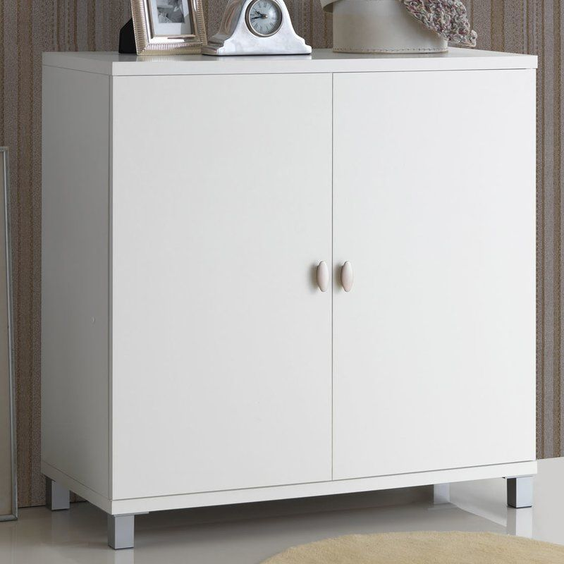 Spicer 2 Door Accent Cabinet Sideboard Storage White Storage Cabinets Sideboard Storage Cabinet