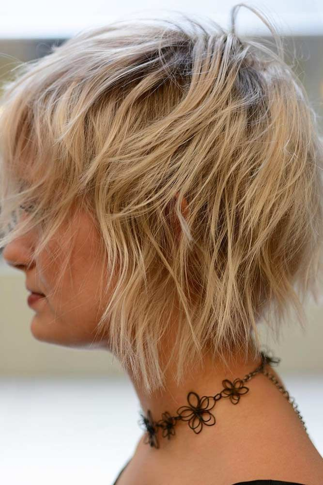 33 Sexy Short Hairstyles for Women Over 50