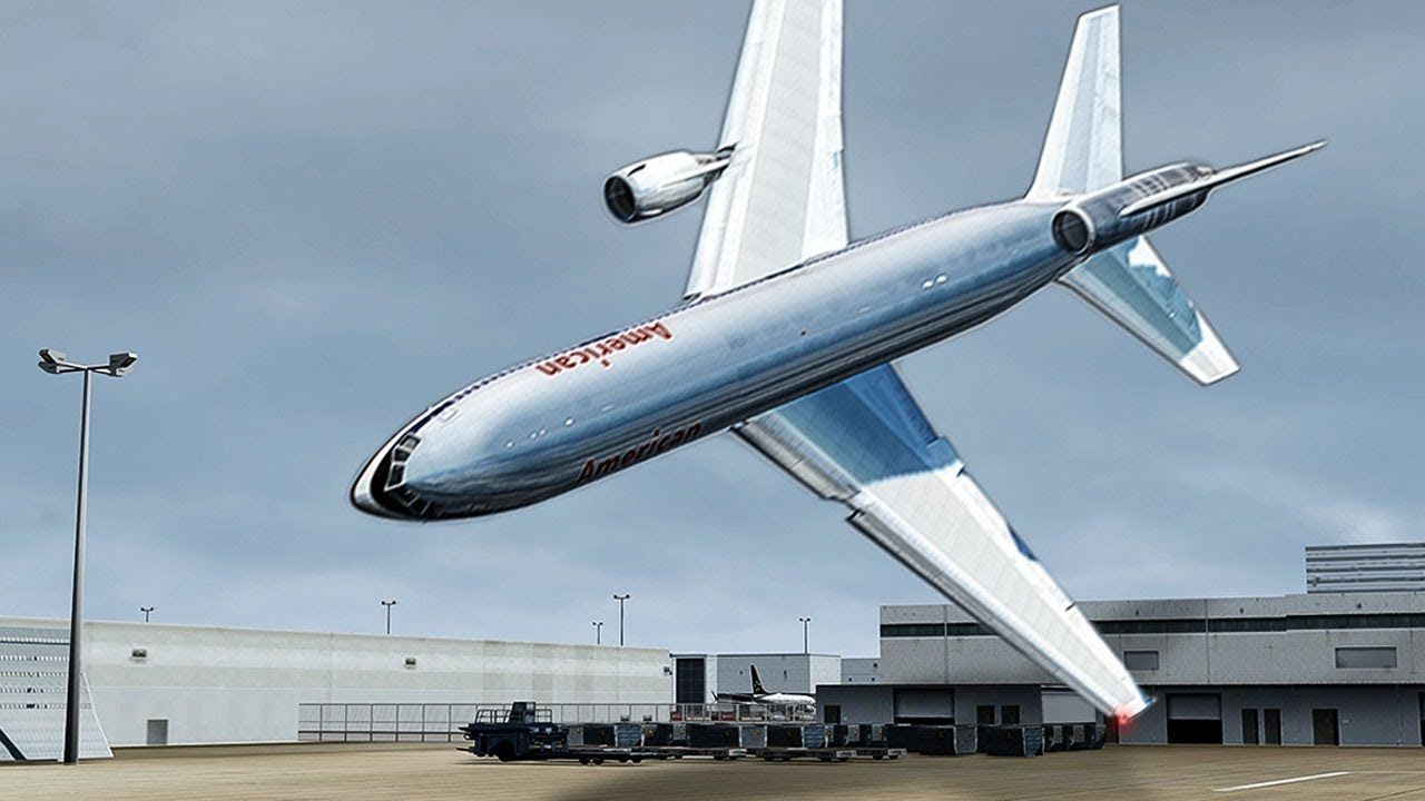 America S Worst Accident Plane Crashes After Takeoff In Chicago Amer Aviation Accidents American Airlines Crash