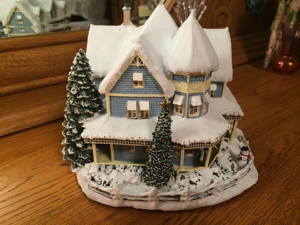 Thomas Kinkade Hawthorne Village Christmas Collection