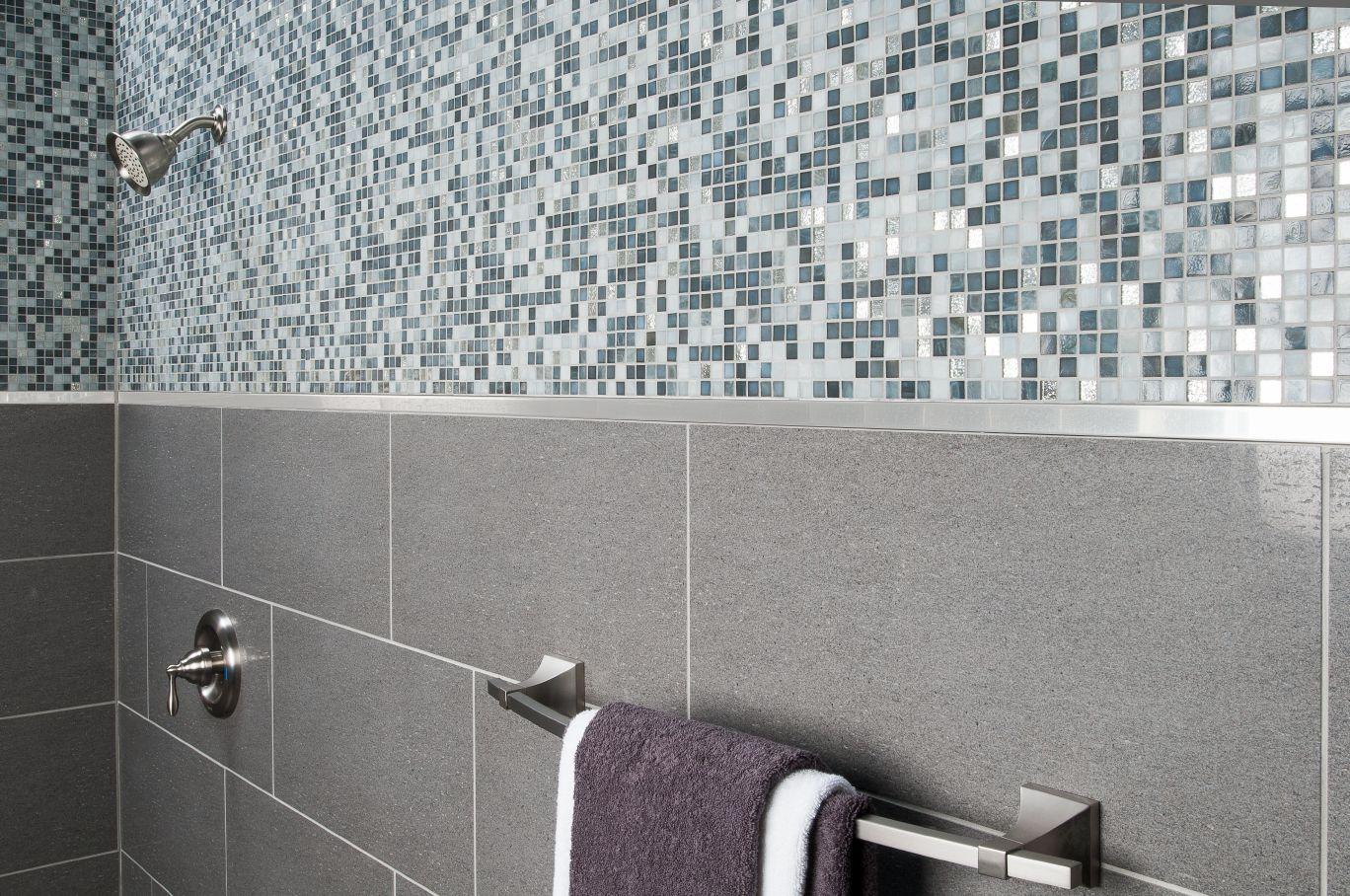 Schluter®DESIGNLINE Decorative For Walls Profiles