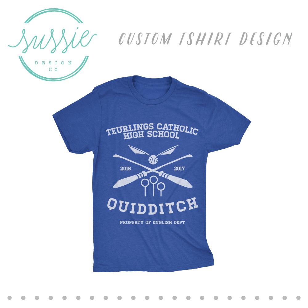 d693162af Intramural Team Shirt // College Intramural Sports Team Shirt Design //  Flag Football /