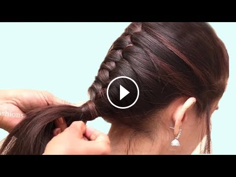 Everyday Hairstyles For Long Hair Party Wedding Hairstyles Hair Style Girl Easy Hairst Easy Hairstyles Quick Easy Everyday Hairstyles Quick Hairstyles