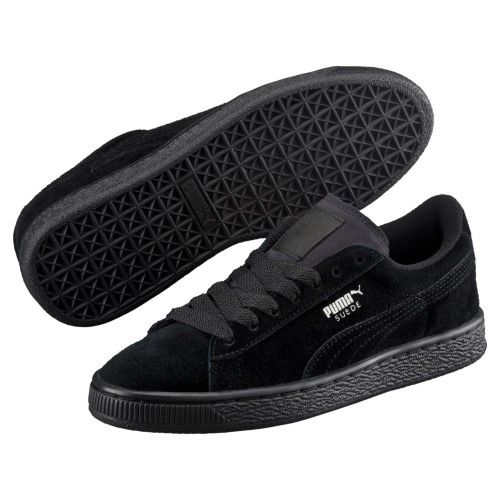 PUMA Boys' Suede PS Sneaker