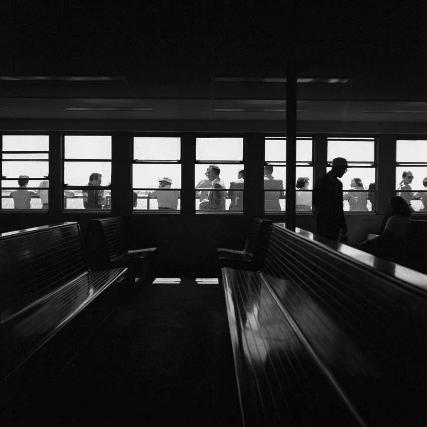 Staten Island New York 1954 Photo: Vivian Maier