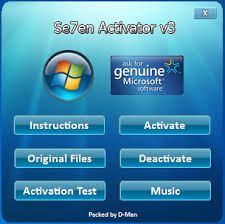 windows 7 activation site