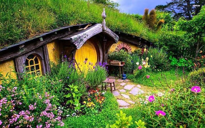 10561730 721216314641988 6305964710033424169 N Jpg 720 450 Casa De Cuento De Hadas Casas De Cuento Hobbit House