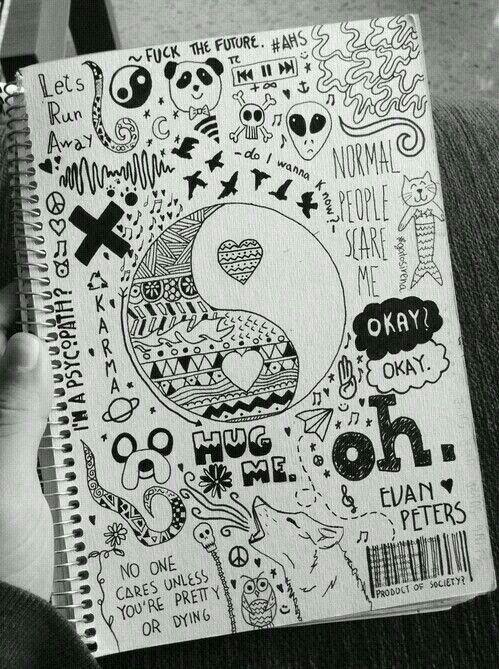 Tumblr Grunge Drawing Art Pinterest Drawings Art Drawings And