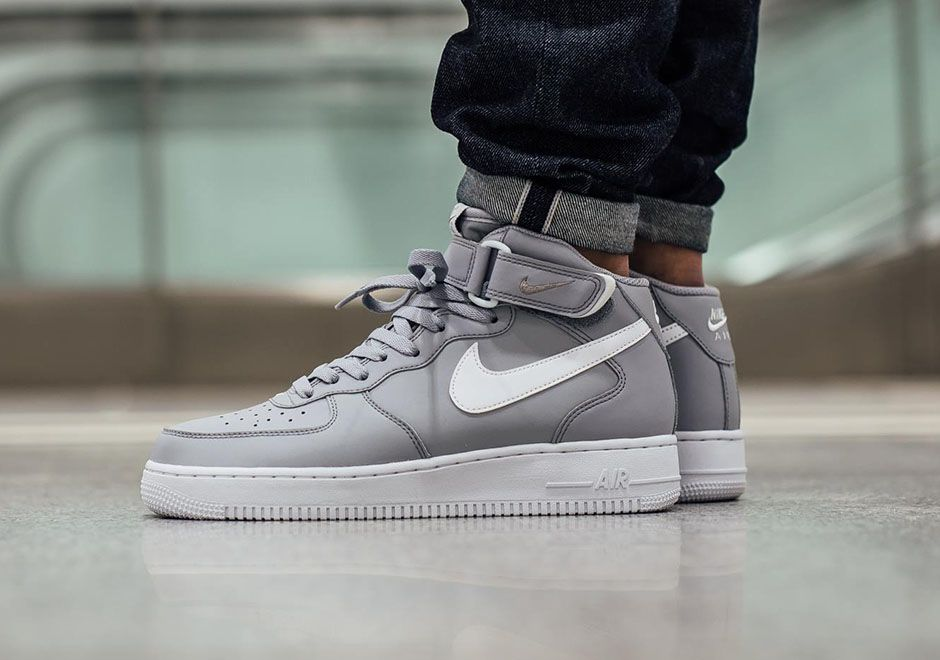 online retailer 05f3d 4d839 Nike Air Force 1 High 07 Mens Shoe 100.00 DSC037401024x1024 shoeeesss  Pinterest Nike air force, Air force and Black suede ...