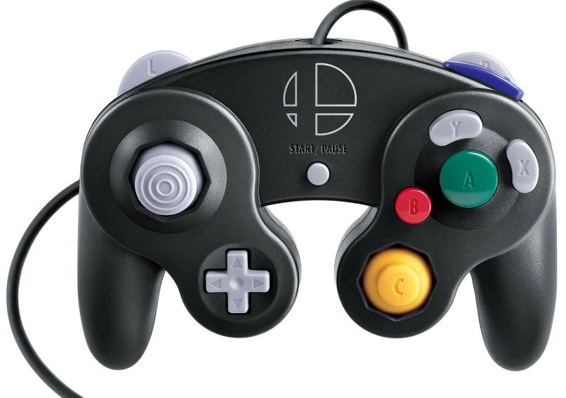 Nintendo Will Re Release The Smash Bros Ultimate Gamecube Controller Gamecube Controller Nintendo Super Smash Bros Gamecube