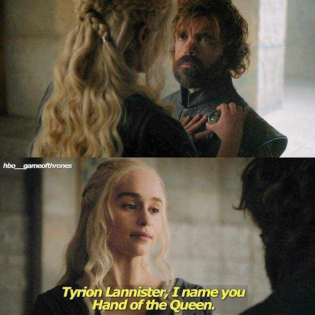 I'll just stick to scenes, nothing else seems to work because I haven't gained any followers in a week. #GameOfThrones