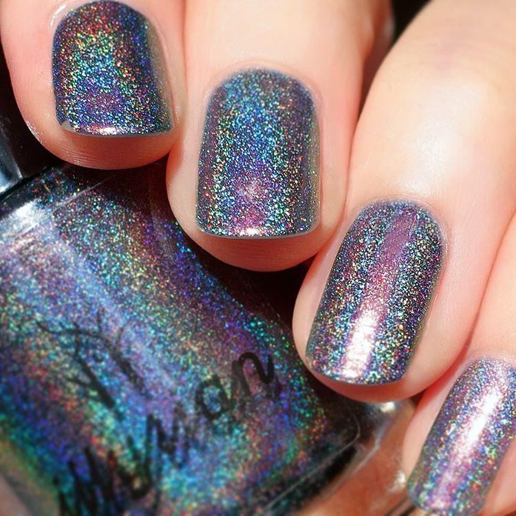 "Illyrian polish Havoc  @illyrianpolish #illyrianpolish #nailstagram #nail #polish #nailpolish…"""