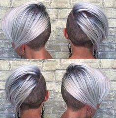 Diese 10 Kurzhaarfrisuren Mit Rasiertem Nacken Sind Total Hot Neue Frisur Schone Frisuren Kurze Haare Kurze Blonde Haare Haare
