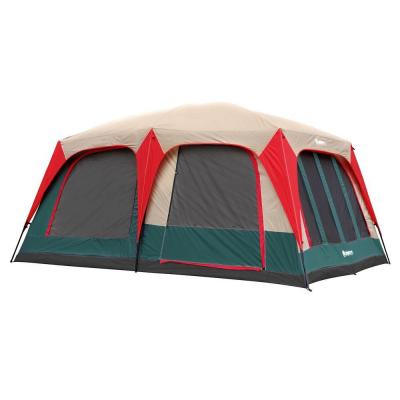 8 person dome tent with living room