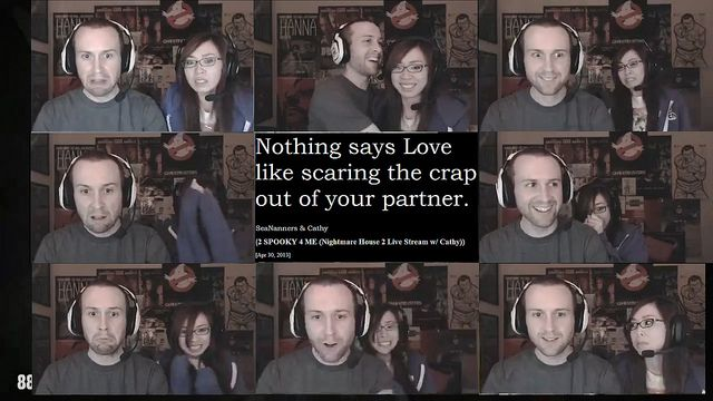 SeaNanners and Cathy [Nightmare House] | SeaNanners | Man