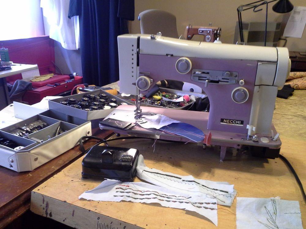 Necchi Sewing Machine Supernova Julia Attachments Heavy Duty Unique Sewing Machine For Sunbrella