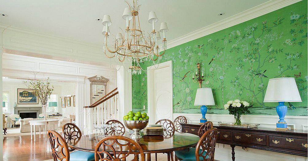 Pin By Chinoiserie Wallpaper Hand Painted Wallpaper European