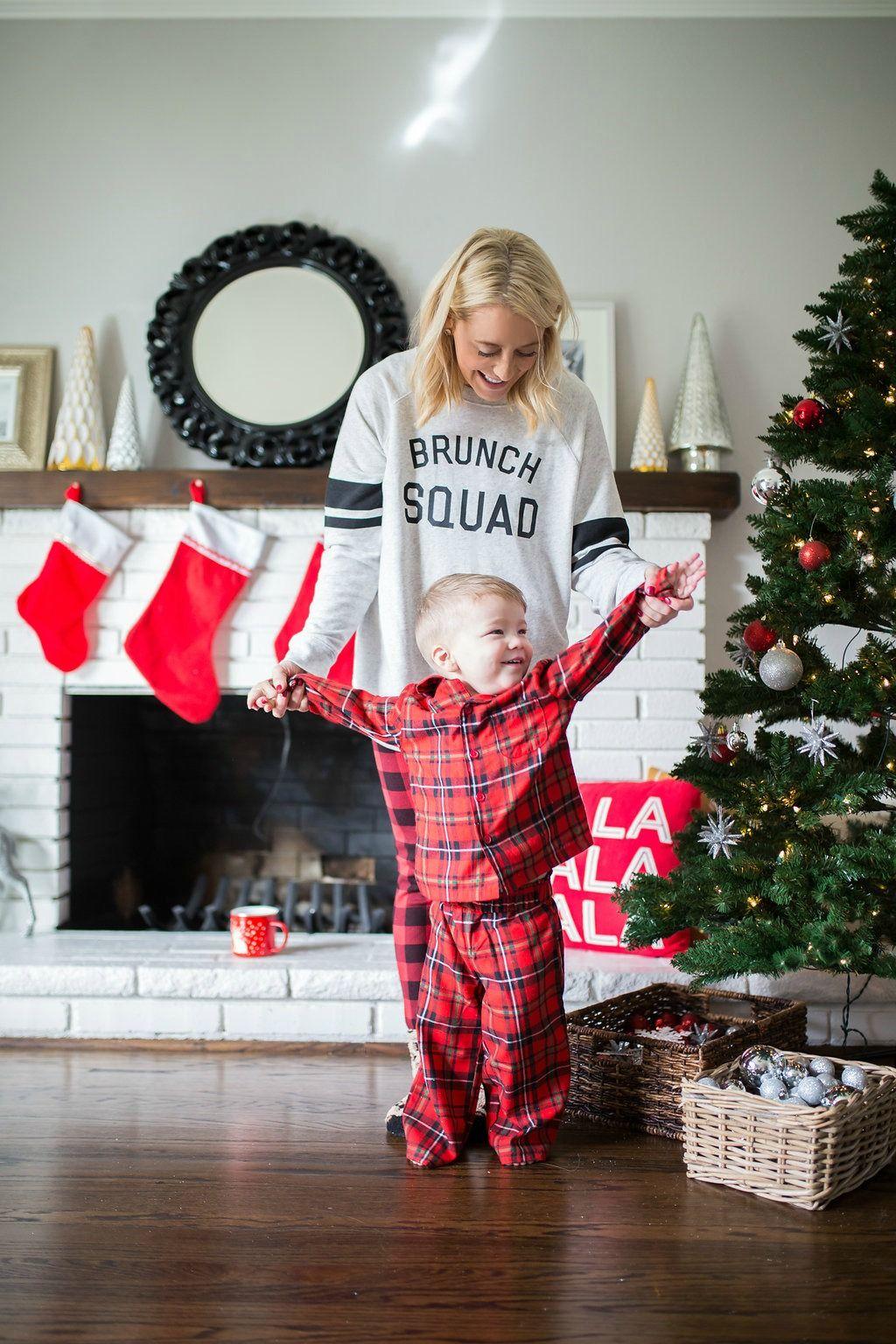 christmas pajamas Boys christmas pajamas, Baby boy