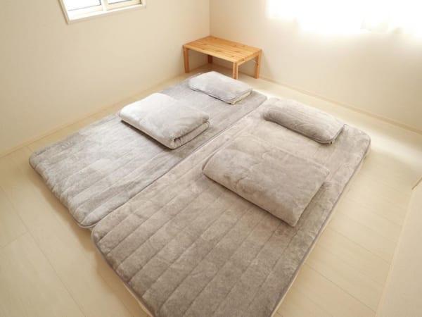 この冬 ニトリ で買いたいのはこれ Nウォーム クッションカバーetc が充実 Folk ベッドルーム おしゃれ ニトリ 寝具 ベッドルーム