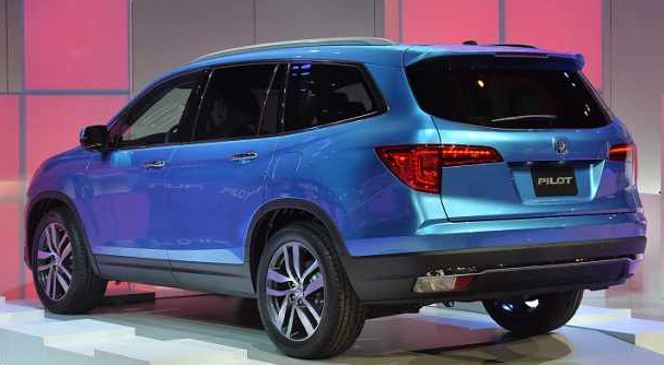 2017 Honda Pilot Redesign and Release Date