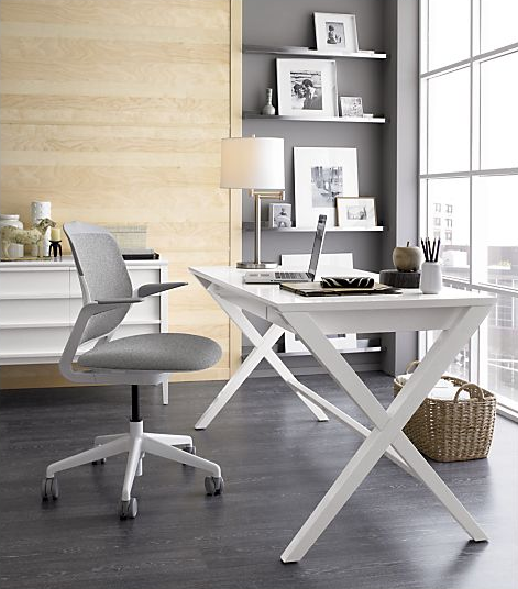 layout and tight color palette home office furniture on desk color ideas id=60626