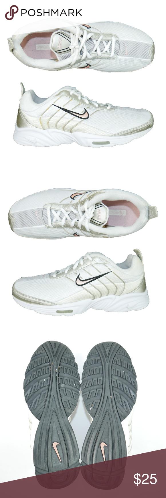Nike Air Shoo In Comfort Walking Shoe Rolling Rail Walking Shoes Nike Nike Air