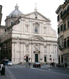 Igreja de Jesus - Il Gesú - Italia   Fachada