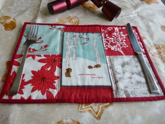 Patch Fabric and Haberdashery: Winters Lane by Fabric and Flowers - A Tutorial