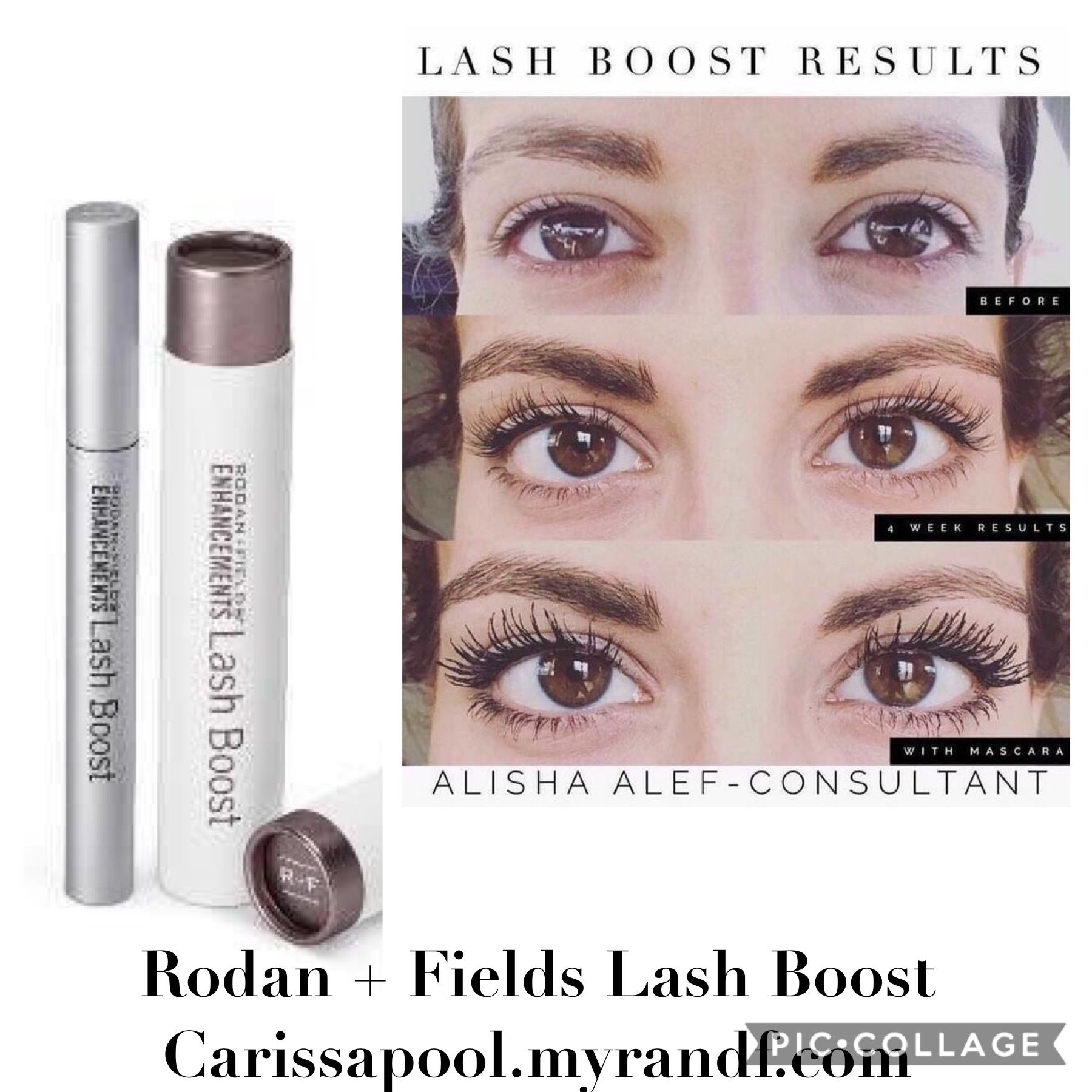 6de8c032f68 I cannot say enough good things about my Rodan + Fields Lash Boost. I had