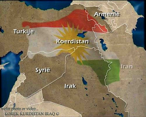 Cartina Kurdistan.Map Of Kurdistan Haritalar Kurdistan Harita