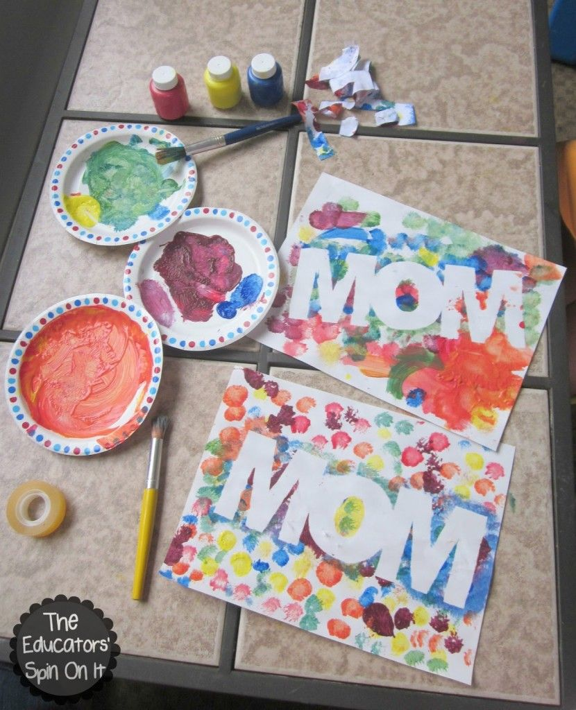 30+ Cheap Mother's Day Crafts That Speak For Themselves
