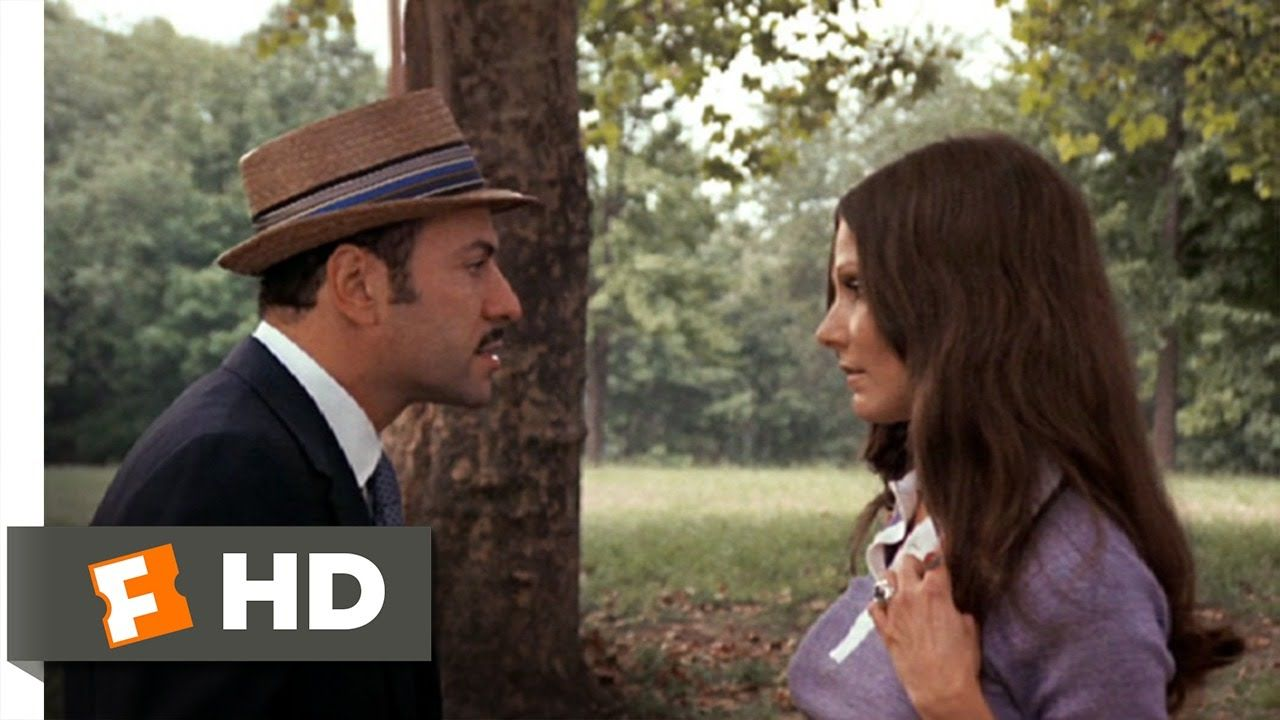 Last of the Red Hot Lovers (6/10) Movie CLIP - The $20 Loan (1972) HD