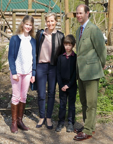 Royal Family Around the World: Prince Edward, Earl of Wessex and ...