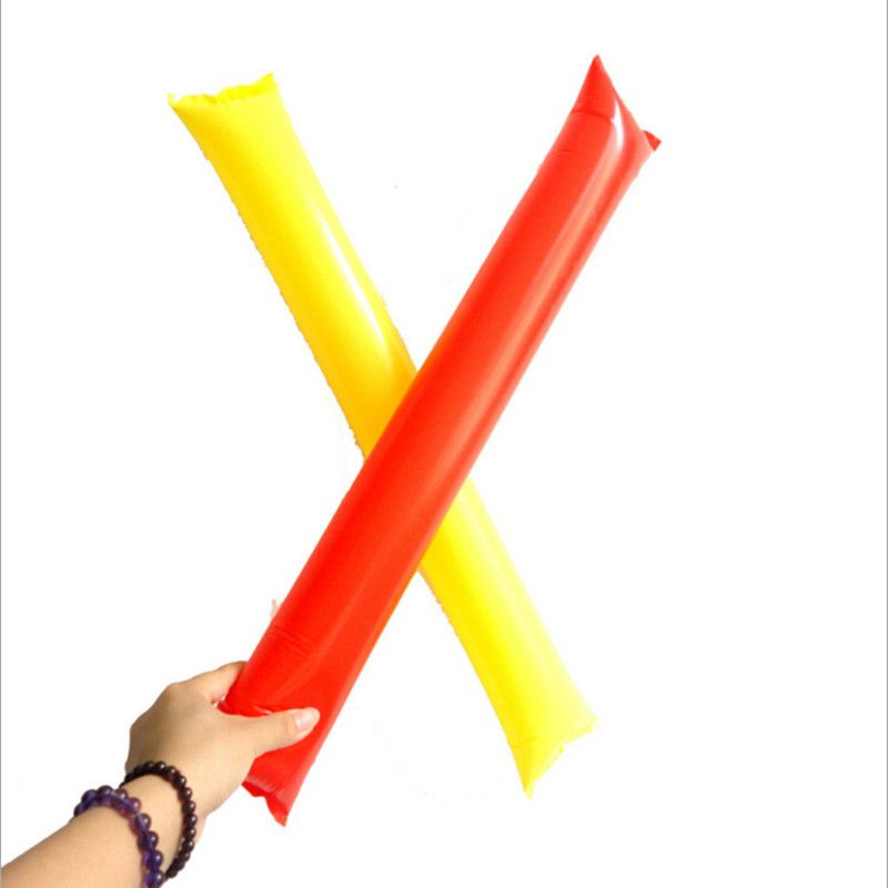 2 Pairs Noise Makers Inflatable Cheer Stick Grand Event