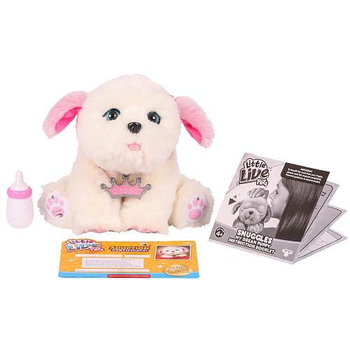 Little Live Pets My Dream Puppy Playset Tiara Moose Toys