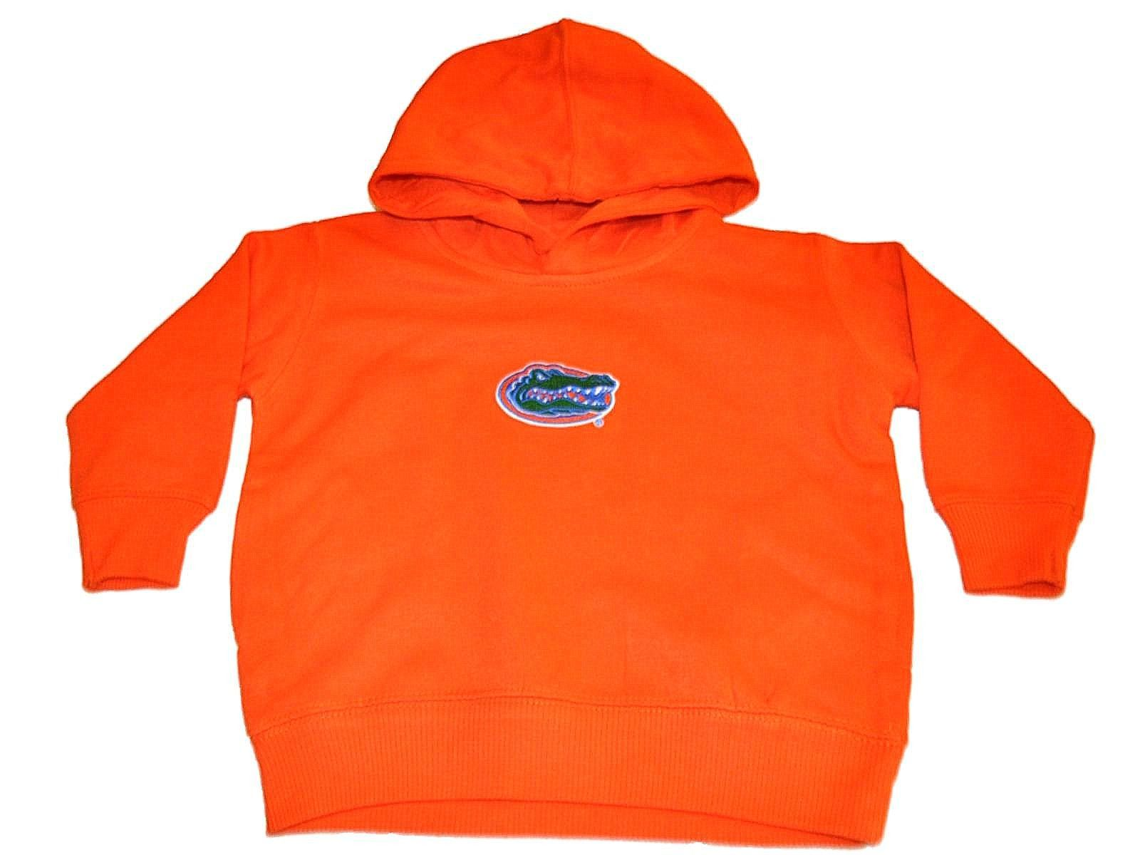 Florida Gators Two Feet Ahead Toddler Orange Fleece Hoodie Sweatshirt