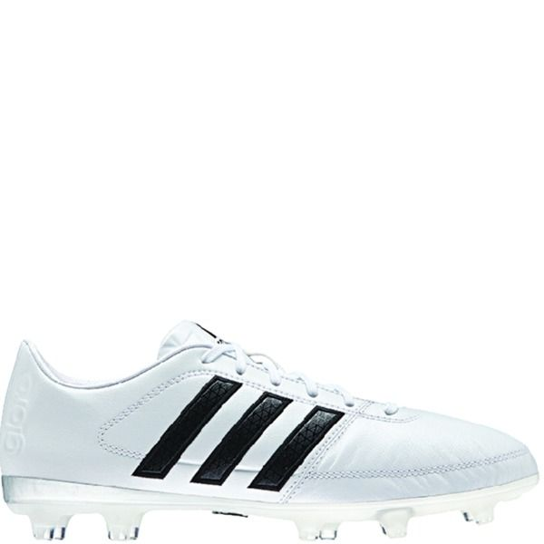 adidas Gloro 16.1 FG White/Black Soccer Cleats - model AF4858