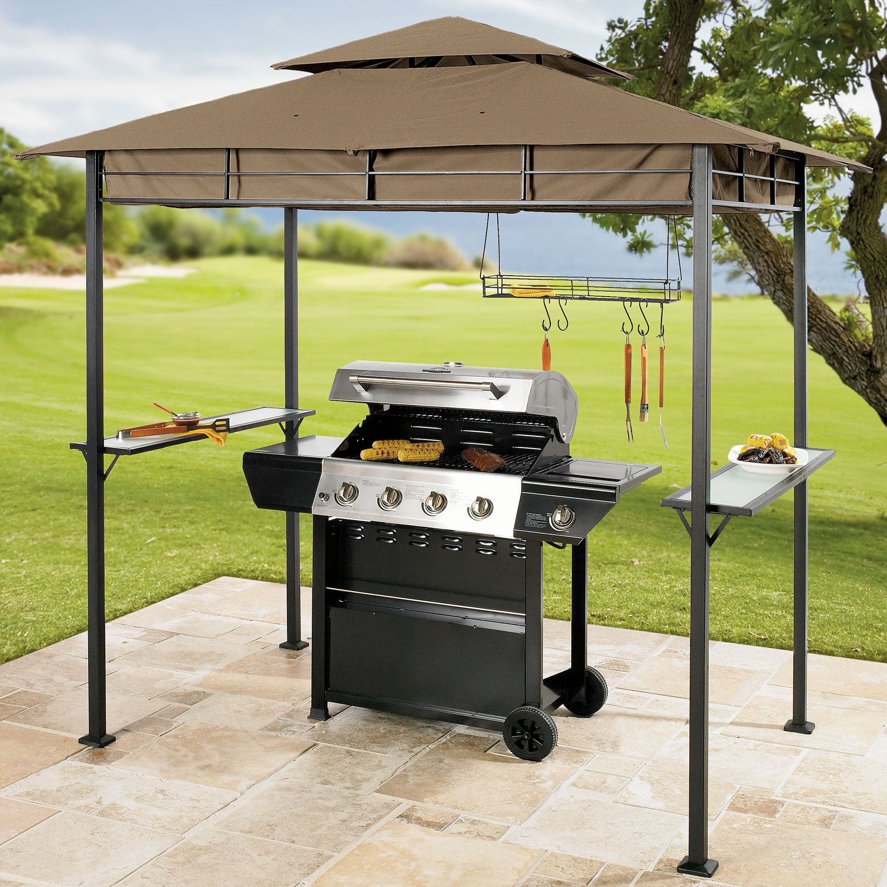 Everything You Need To Know About The Grill Gazebo Grill Gazebo