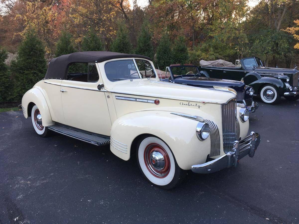 1941 Packard 160 for sale #1999289 - Hemmings Motor News | Classic ...