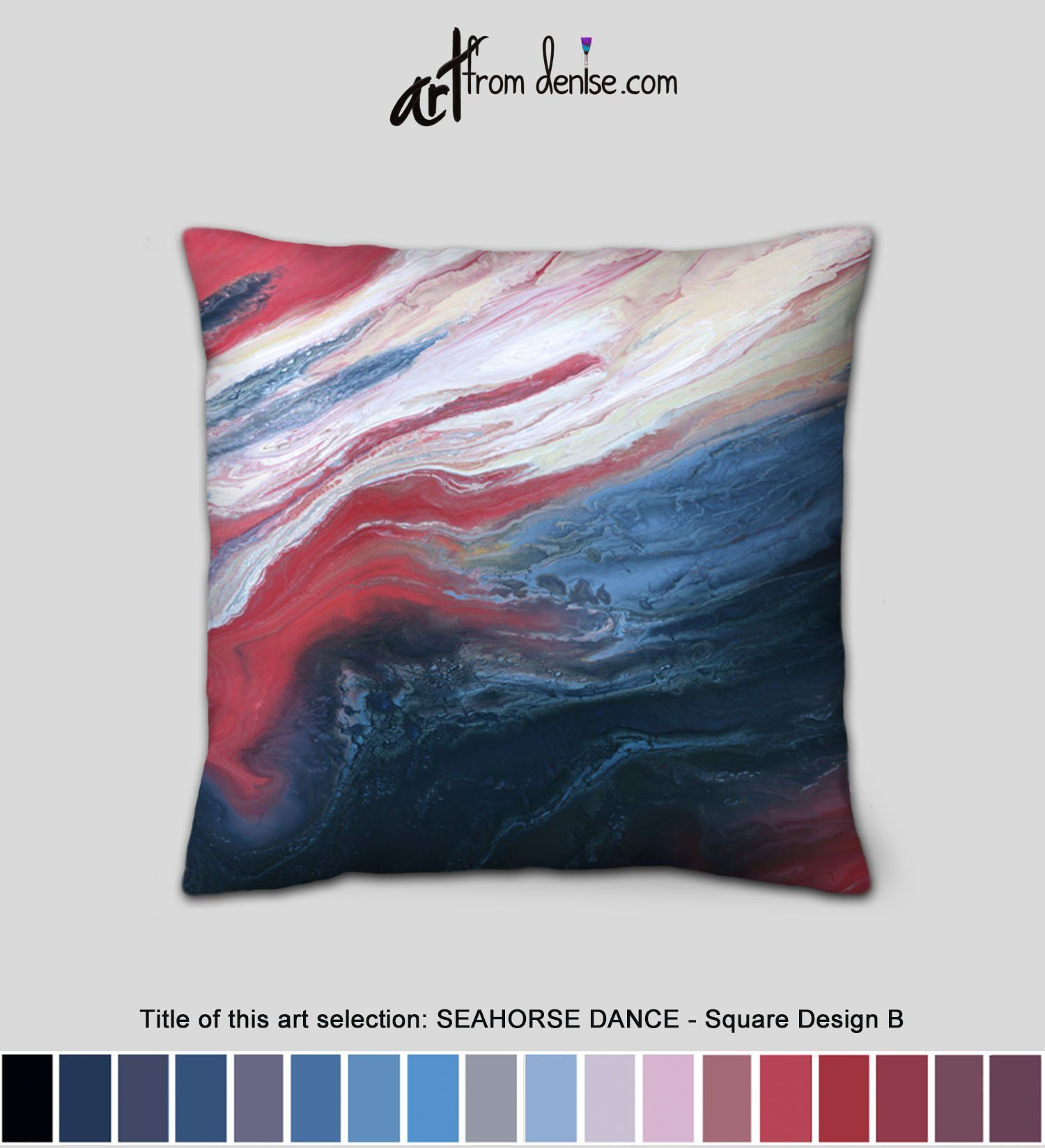 Navy Throw Pillows For Couch Cushions Red White Denim Blue Etsy In 2020 Navy Throw Pillows Blue Sofa Pillows Throw Pillows