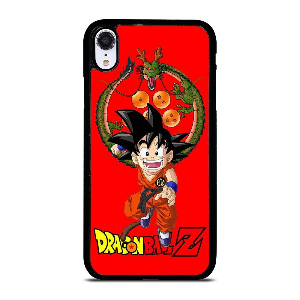 Dragon ball z goku iphone xr case