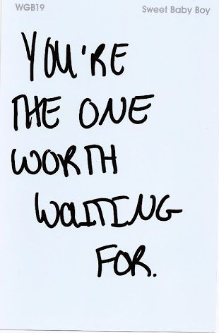 Youre The One Worth Waiting For S T A Y Love Quotes Quotes