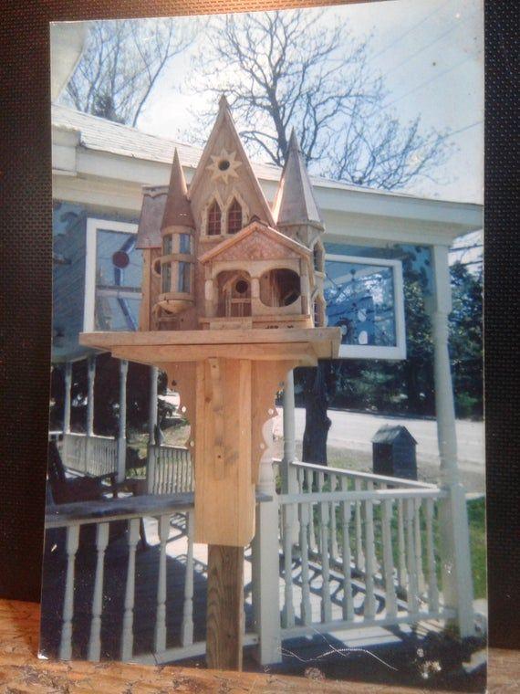 Best Victorian Birdhouse Victorian Birdhouses Bird Houses 400 x 300