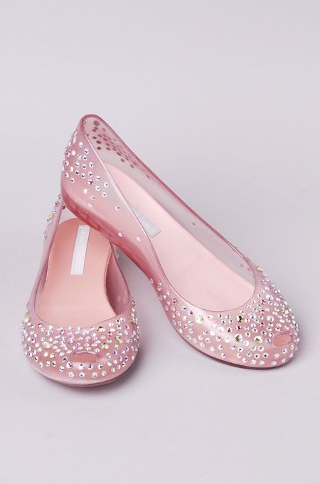 6412dc59b46 I have only one thing to say about these  omfg. Swarovski Crystal  Embellished Melissa UltraGirl.  350