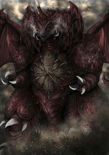 destroyah kaiju japanese monsters in 2018 godzilla giant