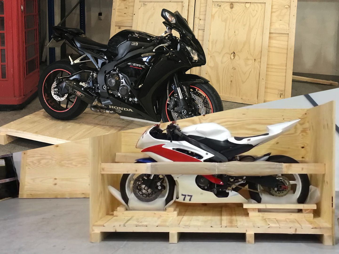 If You Need To Procure Of Motorcycle Shipping Facilities Then