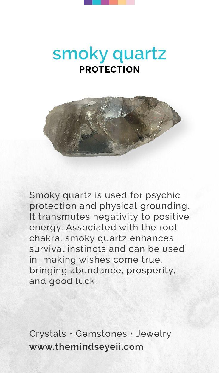 Barite | Better me | Smoky quartz, Chakra crystals, Crystal