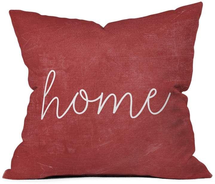 Deny designs monika strigel farmhouse home chalkboard red